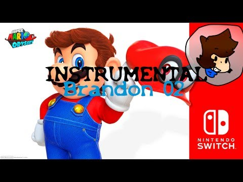 "Super Mario Odyssey OST 'I'll Be Your 1 UP Girl' ""Instrumental"""