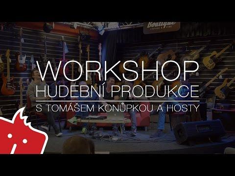 Workshop - Hudební Produkce