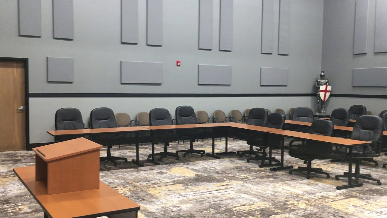 Great Jeff Lynch New Conference Room