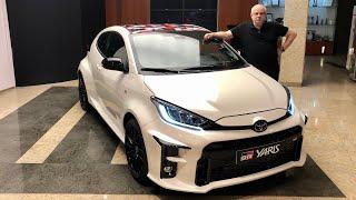 Toyota GR Yaris 2020 prezentacja PL Pertyn Ględzi