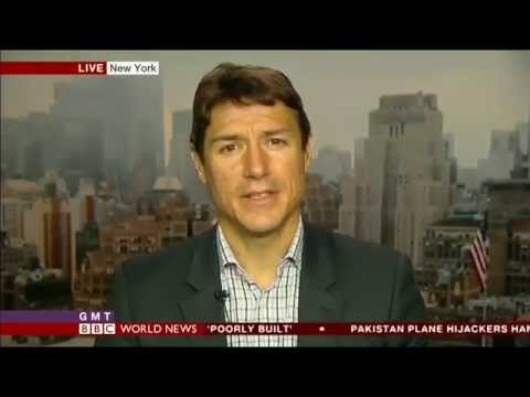 Richard Mollet,Chief Executive,  BBC World News Interview on High Court Win