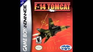 F 14 Tomcat GBA music mission