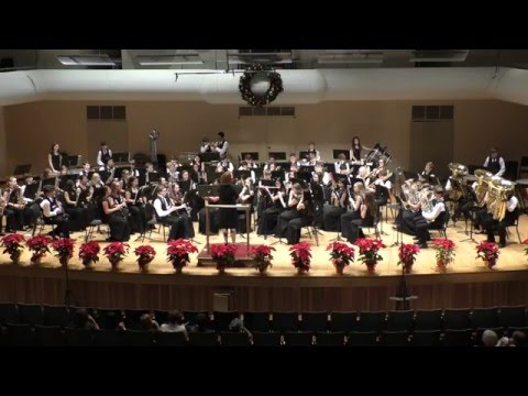 EPIC VENTURE (Tyler S. Grant) performed by the Oak Mtn. MS Sym. Band