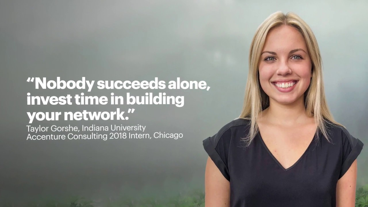 Accenture Mission, Benefits, and Work Culture | Indeed com