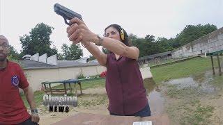 Ronica Takes Aim