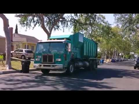 Los Angeles Bureau of Sanitation: June 23, 2015