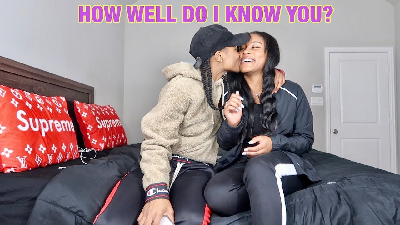 How Well Do You Know Your Spouse: HOW WELL DO YOU KNOW YOUR PARTNER CHALLENGE