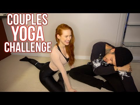Download Youtube: YOGA CHALLENGE | Madelaine Petsch