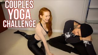 YOGA CHALLENGE | Madelaine Petsch