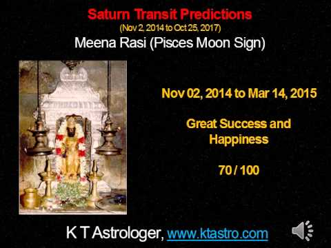 Kanni Rasi (Virgo) Sani Peyarchi Palangal Nov 2014 to Oct 2017 Saturn  Transit Predictions by KTAstro TV