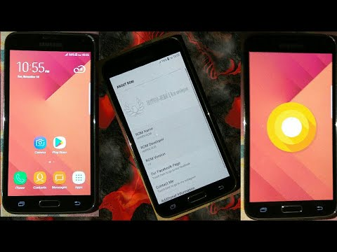 Hyper rom v7 on Galaxy S5 G900H by All about technology 24x7