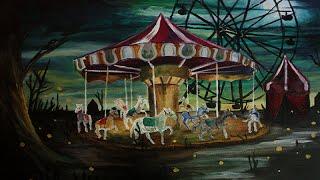 Creepy Circus Music - Twisted Carousel