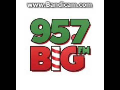 WRITFM 957 Big FM Station ID November 30, 2016 9:01pm