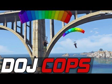 Dept. of Justice Cops #458 - Ultimate Getaway