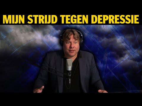 MIJN STRIJD TEGEN DEPRESSIE - DE JENSEN SHOW #64