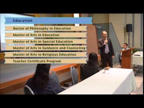 Graduate Programs - SPUManila