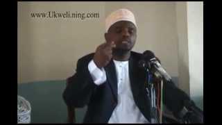 sheikh uthman maalim - umuhimu wa subra