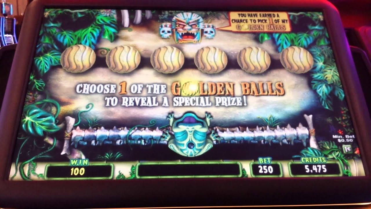 Zuma slot machine