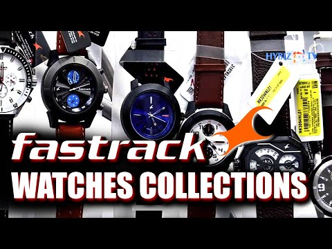 Latest Fastrack Watches Collections 2019