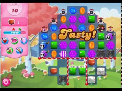 Download Candy Crush Saga 3434 no booster
