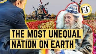 How The Dutch Economy Shows We Can't Reduce Wealth Inequality With Taxes