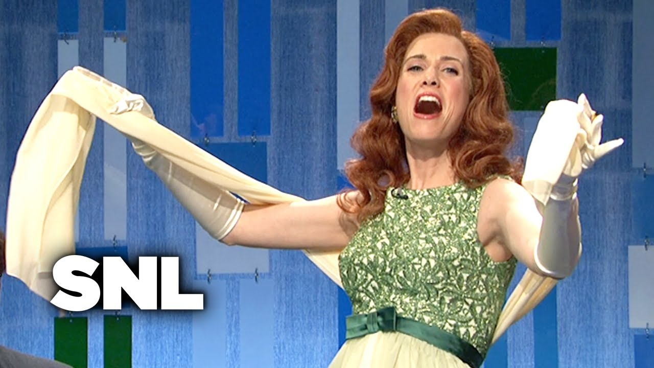 Secret Word with Kristen Wiig - SNL - YouTube