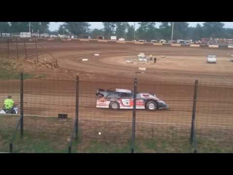 World of Outlaws Late Model Qualifying Part 2/2  Fayette County Speedway