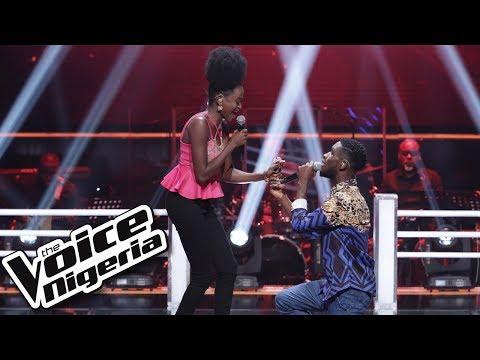 "IDYL vs Happiness - ""Love me now"" / The Battles / The Voice Nigeria Season2"