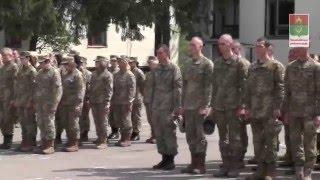 Відзначення 92 річниці заснування  96 Київської  зенітно-ракетної бригади