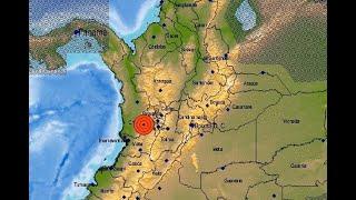 Fuerte temblor se sintió en el centro y occidente de Colombia| Noticias Caracol
