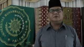 Selamat Idul Fitri 1436 H ( Universitas Muhammadiyah Palembang)