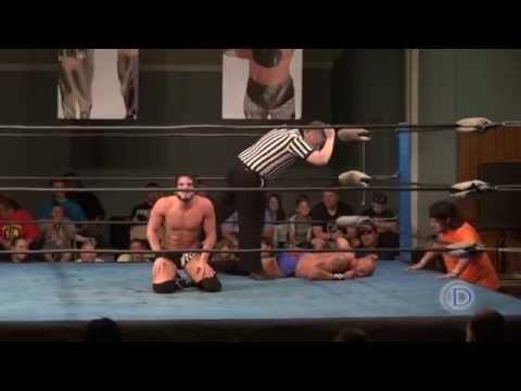 "DREAMWAVE Wrestling [Free Match] Johnny Gargano Vs Matt ""The Money"" Cage (6/7/14)"
