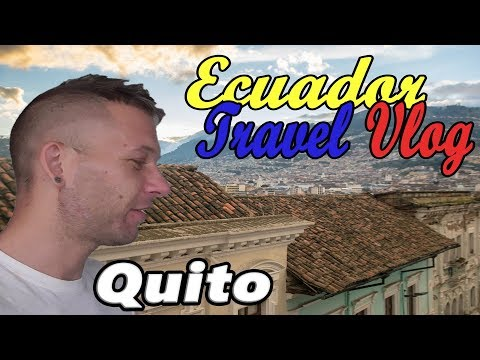🇪🇨ECUADOR TRAVEL VLOG - What to do during the foundation of Quito festival (fundación de Quito)