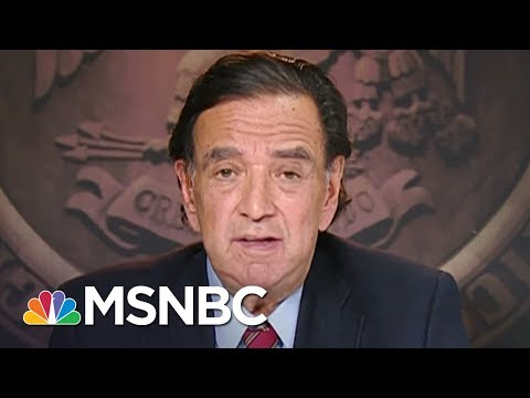 President Donald Trump To North Korea: My Nuclear Button Is Bigger! | The 11th Hour | MSNBC