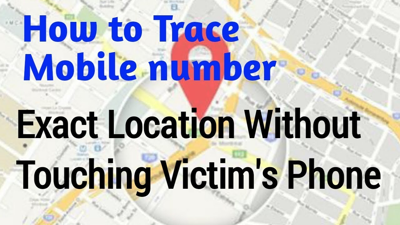 how to trace mobile number current location online || in telugu || by  sivasankar