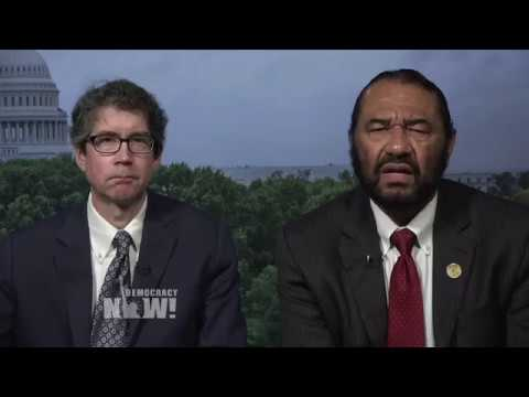 John Bonifaz & Rep. Al Green (D-TX, 9th District) Join Democracy Now! to Talk Impeachment