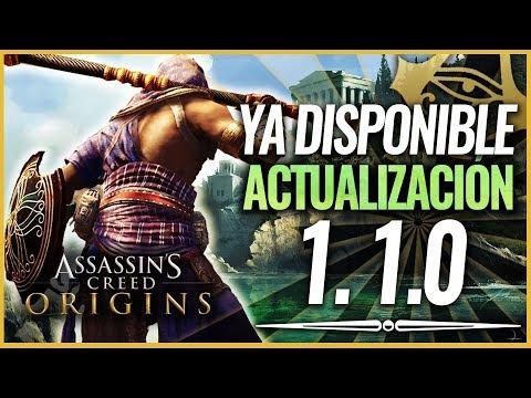 Assassin's Creed Origins   NUEVA ACTUALIZACIÓN 1.1.0  (MODO HORDA, PESADILLA Y NOVEDADES)