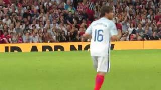 Soccer Aid — Louis On The Field (With Niall), Part 4