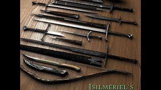 Skyrim.Оружие из Властелин колец