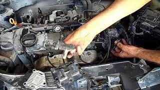 Volkswagen Polo Manque de puissance et problème de démarrage - مشكلة فى تشغيل المحرك