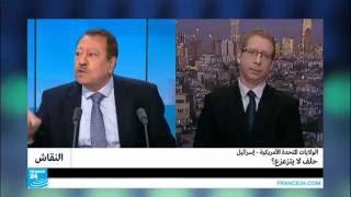 عبد الباري عطوان يصرخ في وجه المتحدث باسم نتانياهو: