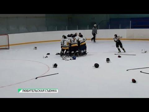 Хоккеисты клуба «Бийский