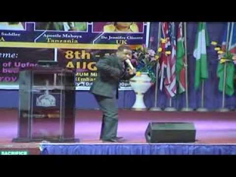 PASTOR ANDREW YOUNG MUIRU - THE SIDE OF THE LORD