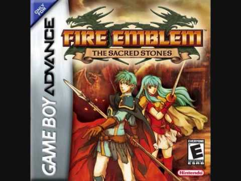 Fire Emblem The Sacred Stones: 4 The Beginning