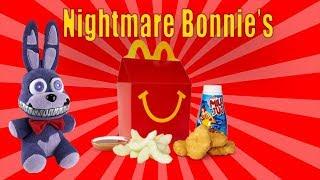 GW Video: Nightmare Bonnie's Happy Meal