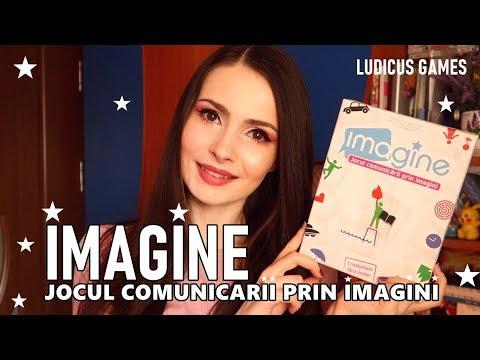 IMAGINE - JOCUL COMUNICĂRII PRIN IMAGINI ⭐