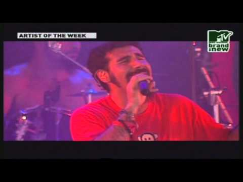 System of a Down - Science (Live Lowlands 2001) - HD/DVD Quality