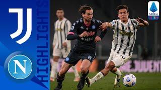 Juventus 2-1 Napoli | Ronaldo e Dybala lanciano i bianconeri | Serie A TIM