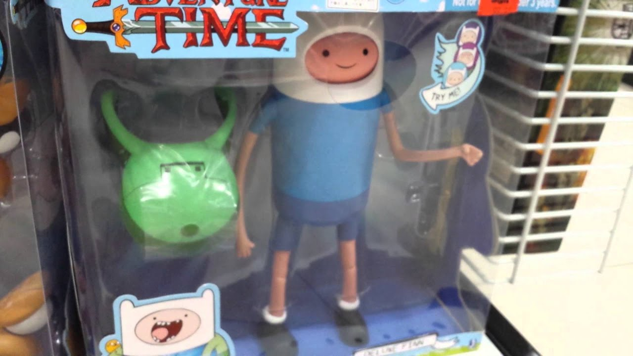 2 10 14 Adventure Time Toys R Us Malaysia Youtube