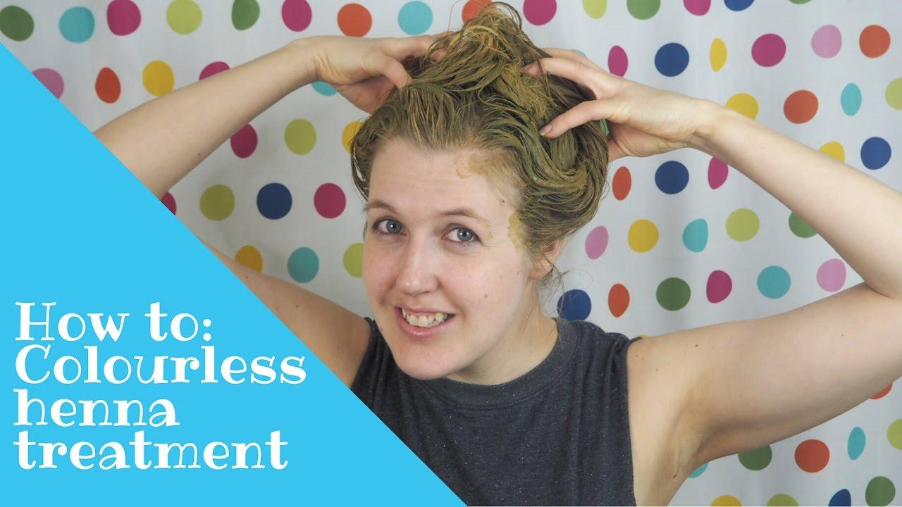 Henna Treatment To Grow Condition Strengthen Natural Hair Sara